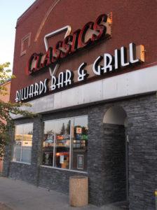 Classics Billiards Bar & Grill