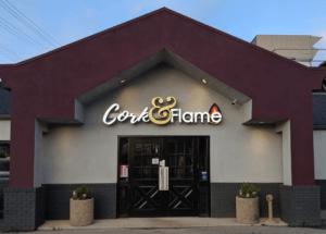 Cork & Flame Restaurant | Bar Winnipeg