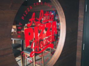 A Little Pizza Heaven-Regent
