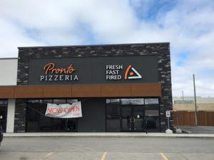 Pizzeria Pronto St. James